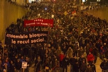 La mobilisation des étudiants ne faiblit pas | Le Devoir | Autodidacte | Scoop.it