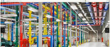 #Google : Désormais les européens auront leurs données stockées en Europe - FrAndroid | Geeks | Scoop.it