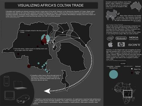 The Path of the Coltan in Africa #coltan #tech   Occupy Belgium   Scoop.it