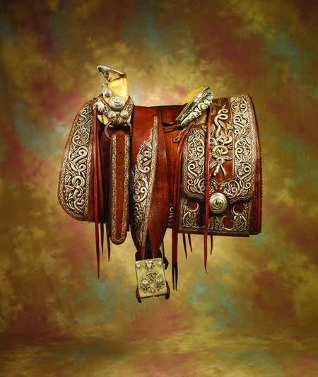 VIDEO: High Noon auctions Pancho Villa saddle for $718K   Chinese Rocket parts Collection.........FOR SALE   Scoop.it