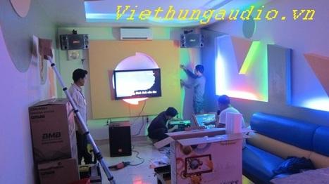 Lắp đặt âm thanh karaoke - Việt Hưng Audio | Lắp đặt âm thanh hội nghị | Scoop.it