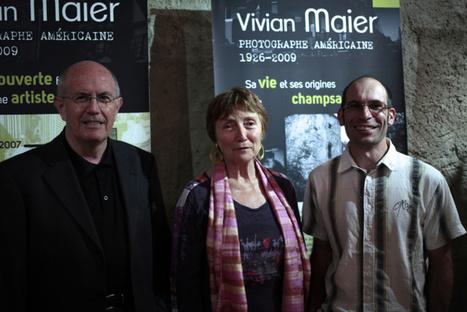 Exposition sur la vie de Vivian Maier et son oeuvre à Pisançon | Sonart agence audiovisuelle | Scoop.it