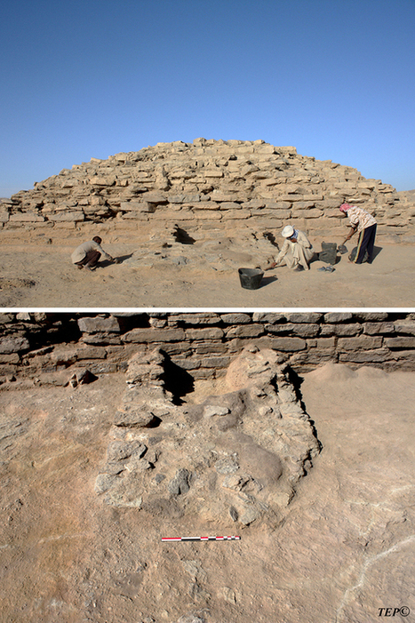 In Photos: Egyptian Pyramid Predates Giza Landmark | Ancient Egypt and Nubia | Scoop.it