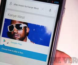 Google Now for Android adds cards for live TV, voice actions for music playback   Talking about Social TV   Scoop.it