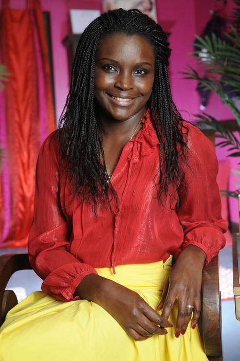 Magatte Wade à la Natural Hair Academy   Afro-féminisme news   Scoop.it