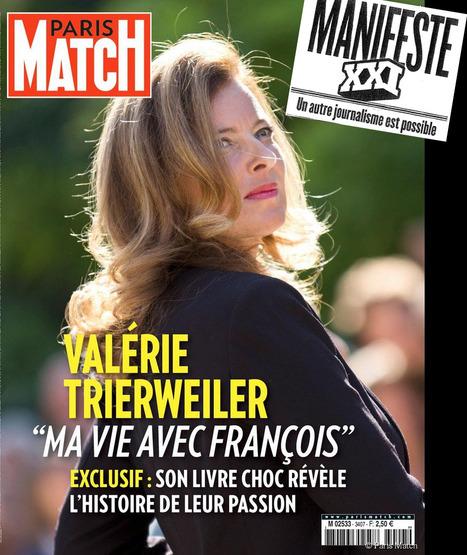 Quand l'éditeur de Valérie Trielweiler donnait des leçons de journalisme   DocPresseESJ   Scoop.it