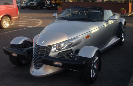 Plymouth Prowler - Wikicars | Writing mag | Scoop.it