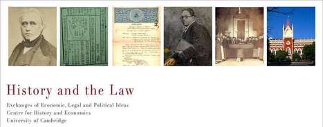 Challenges for doing global legal history | Library Collaboration | Scoop.it