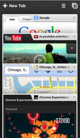 Chrome Update Brings Easier Google Searching, Access To Tab History And More -- AppAdvice | mrpbps iDevices | Scoop.it