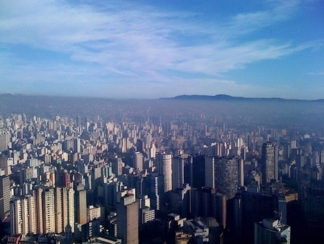 Air pollution in São Paulo kills more people than car accidents, breast cancer, and AIDS combined | Climate & Clean Air Watch | Scoop.it