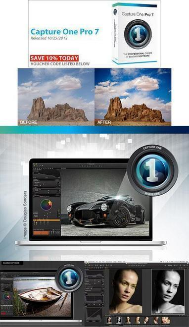 telecharger Phase One Capture One PRO 7.0 Build 63129 ... | Capture One Post Processing | Scoop.it