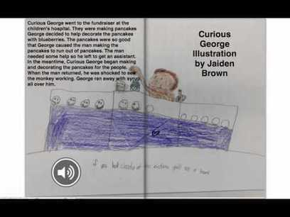 Our Favorite Books (an enhanced eBook) - YouTube | MCA PD Lower School 2014 | Scoop.it