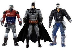 DC Multiverse Wave 1 Is All About 'Arkham' Action Figures - ComicsAlliance | Action Figures Toy Gifts For Christmas | Scoop.it