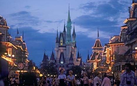 The Tinker Bell Drone that Disneyland Almost Got - Huffington Post (blog) | A little bit Disney | Scoop.it