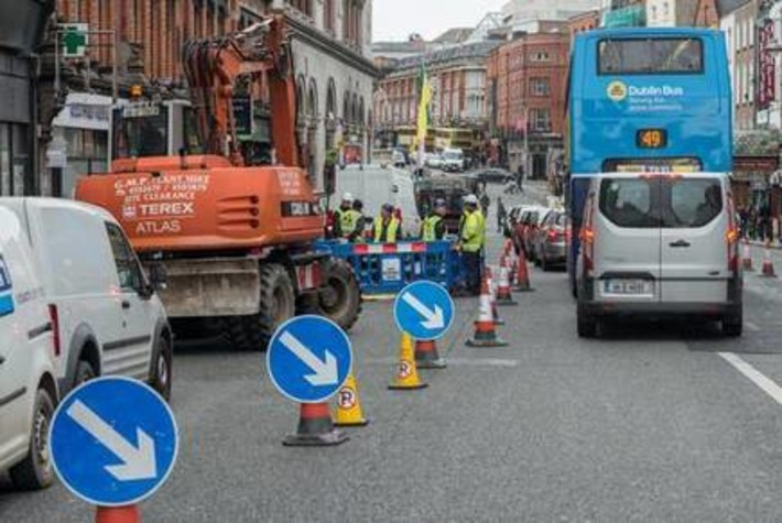 Sink hole mystery: Tunnel to a 19th century brothel causes traffic chaos in city centre - Herald.ie | Sex Work | Scoop.it