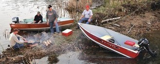 Lund Boats WC 12 | Aluminum Utility Boats for Fishing, Hunting and Work | Deep V Boat | Aluminum Boat Guide | Scoop.it