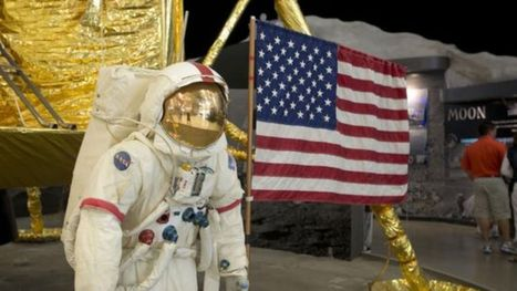 Where were you when Apollo 11 landed on the moon? - Pensacola News Journal | Moon Exploration | Scoop.it