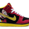 Mickey Mouse Nike Dunks