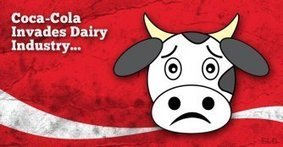 Coca-Cola Invades Dairy Industry With New Franken-Milk Product | Dairy Industry News | Scoop.it