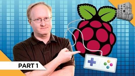 Build Your Own Portable Raspberry Pi (Part 1) - YouTube   Raspberry Pi   Scoop.it