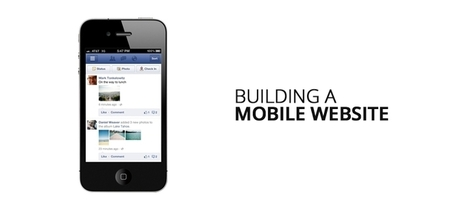 How to Build a Mobile Website?   Fundraising Charity Gala Auction Services   Scoop.it