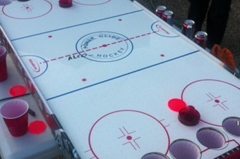 Canadians have invented a better beer pong | Daily Magazine | Scoop.it