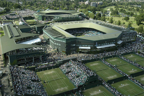 Watch Wimbledon live online via YouTube for the first time | Technoculture | Scoop.it