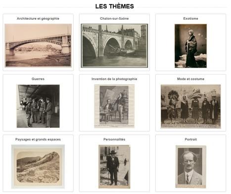 Sur une nouvelle plateforme web, le musée Nicéphore Niépce met en ligne 20 000 photographies libres de droit | Ca m'interpelle... | Scoop.it