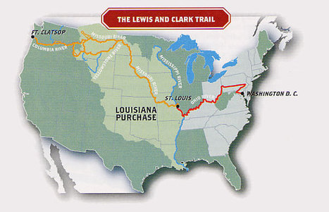 Lewis & Clark 101 - The Story of the Lewis and Clark Expedition ~ An Excellent Source for School Assignments | Westward Expansion | Scoop.it