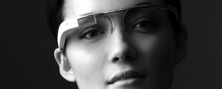 With Google's New Glasses, Your Head Is Your Smartphone | Transmedia: Storytelling for the Digital Age | Scoop.it