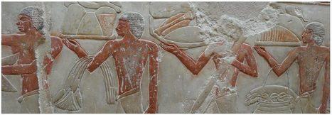 Ancien Empire Egyptien (projet A2E) » Le rôle des Têtes de remplacement ?   Egiptología   Scoop.it