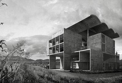 LE CORBUSIER INCONCLUSO, VILLA CHIMANBHAI | TECNNE │ Arquitectura, Urbanismo, Arte y Diseño | The Architecture of the City | Scoop.it