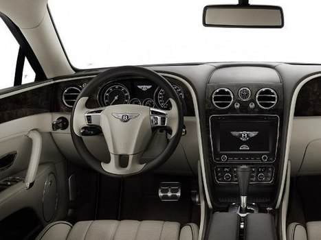 The New 2015 Bentley Flying Spur V8 | modifycar.org | Scoop.it