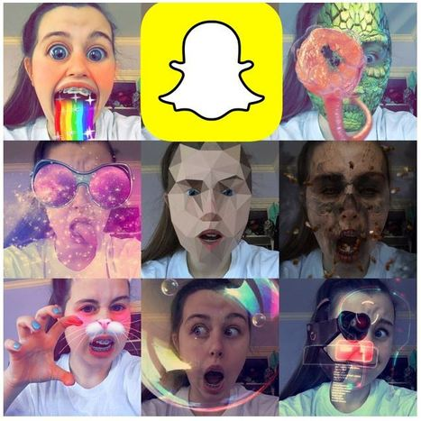 "My Little Sister Taught Me How To Snapchat Like ""The Teens"" 