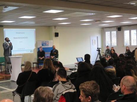 Goussainville : un forum des métiers mais pas comme les autres | Infos en Val d'Oise | Scoop.it