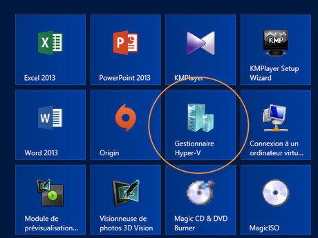 Installer Hyper-V sur Windows 8 (outil de virtualisation) | Geeks | Scoop.it