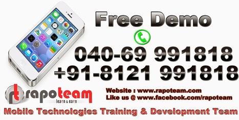 RapoTeam - Mobile Applications Development Training Team | RapoTeam (Mobile Application Development Training Team), | Scoop.it