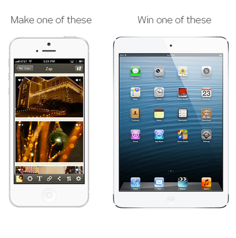 [Holiday contest] Enter to win an iPad mini | Technology in the Classroom; 1:1 Laptops & iPads & MORE | Scoop.it