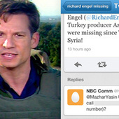 Richard Engel is Missing in Syria; NBC News Enforces News Blackout [UPDATE] | Maven Pop | Scoop.it
