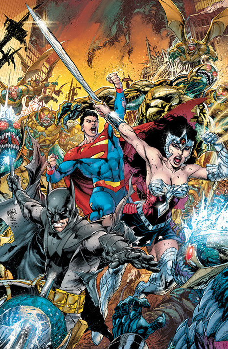 EARTH TWO Looks Second to None | Comic Books | Scoop.it