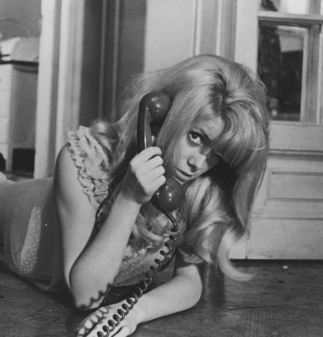 Movie of the Day: REPULSION (1965) | CHUD.com | 1960s | Scoop.it