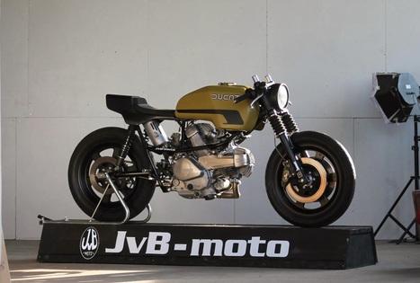 JvB MOTO DUCATI PANTAH | Vintage Motorbikes | Scoop.it
