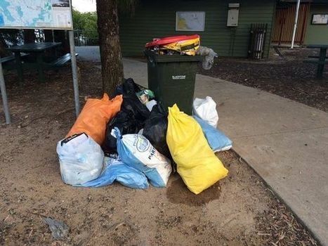 Fisherman: One wheelie bin not enough at 1770 marina - Gladstone Observer | Agnes Water Adventures through time | Scoop.it