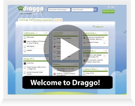 Draggo – A visual Way to curate/Manage All Your Bookmarks | Create, Innovate & Evaluate in Higher Education | Scoop.it