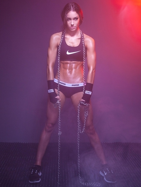 Rising Star: Fitness Model Stephanie Davis Talks With Simplyshredded.com | SimplyShredded.com | Bodybuilding & Fitness | Scoop.it