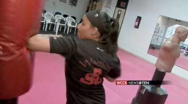 Local Self Defense Class Teaches Young Women to Fight Back ...   other contry   Scoop.it