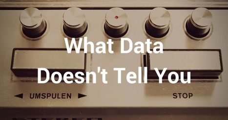 How to Effectively and Accurately Use Data to Inform Your Social Media | Social Media | Scoop.it