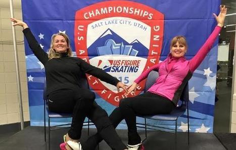 "'Springtime' in Utah: Rohner's adult champs blog   ""adult figure skating""   Scoop.it"