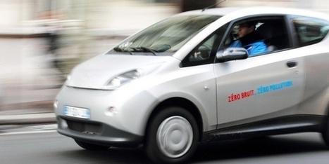 Après Paris et Lyon, la Blue Car arrive à Bordeaux - BFMTV.COM | Fleet | Scoop.it