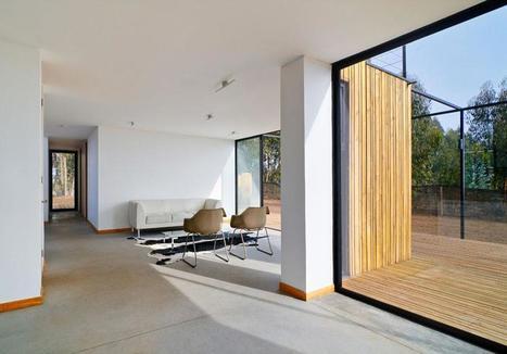 SIP Panel House: modular, innovative + sustainable   sustainable architecture   Scoop.it
